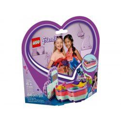LEGO Friends- EMMA nyári szív alakú doboza