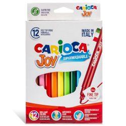 Carioca Joy Lemosható filctollszett 12db - Carioca