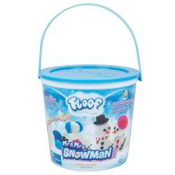 Floof ! Hópehely gyurma - Mr. & Mrs. Snowman