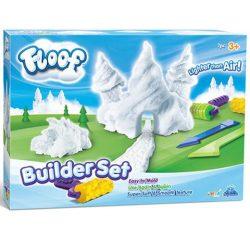 Floof ! Hópehely gyurma - formázó készlettell  150g