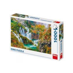 Puzzle Plitvicei tavak 1000 darabos 532571
