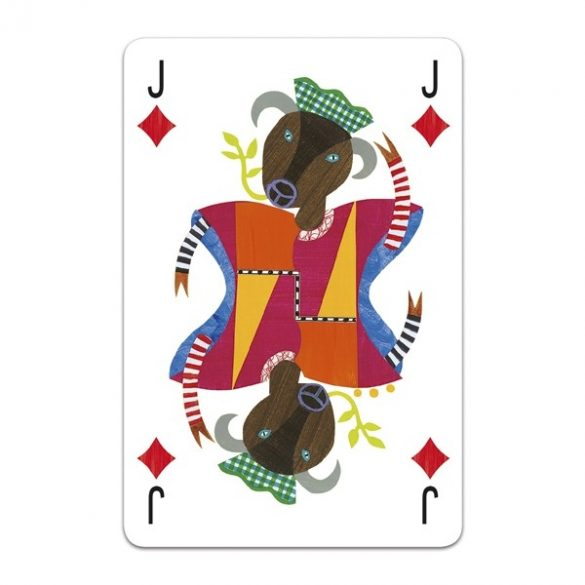 Kártyajáték - Klasszikus francia kártya - Classic 52