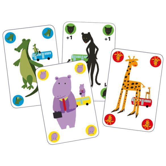Kártyajáték - Gorilla - taktikai