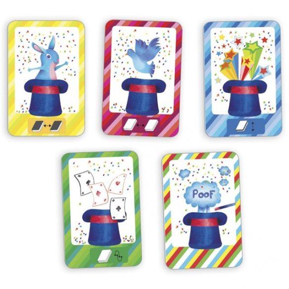 Kártyajáték - Chapo magic - memória