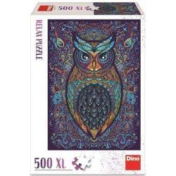 Puzzle 500 XL - bagoly 514072