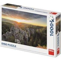 Puzzle 1000 db - Sziklás hegység 532823