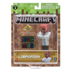 Minecraft -  Könyvtáros