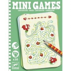 Mini games-labirintus