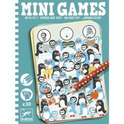 mini games-wher are you?