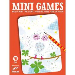 Mini games-pontról pontra