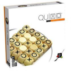 QUIXO mini amőbajáték fából