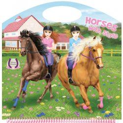 Horses Passion -  Horses with style 1 Napraforgó