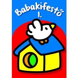 Babakifestő 1. Napraforgó
