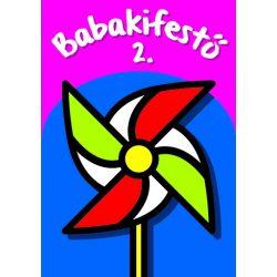Babakifestő 2.  Napraforgó