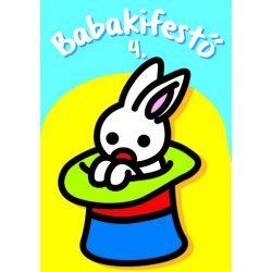 Babakifestő 4.  Napraforgó