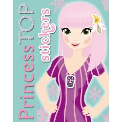 Princess TOP - Stickers 3.-Napraforgó