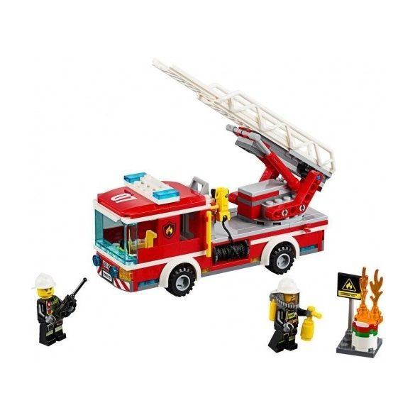 60107 - LEGO® City Létrás tűzoltóautó