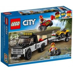 60148 - LEGO City - ATV versenycsapat
