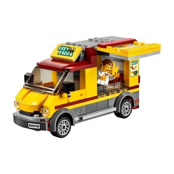 60150 - LEGO City - Pizzás furgon