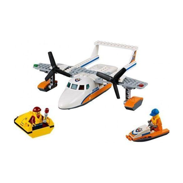 60164 - LEGO City - Tengeri mentőrepülőgép