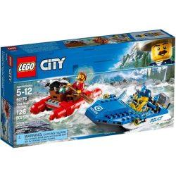 LEGO City Menekülés a vad folyón