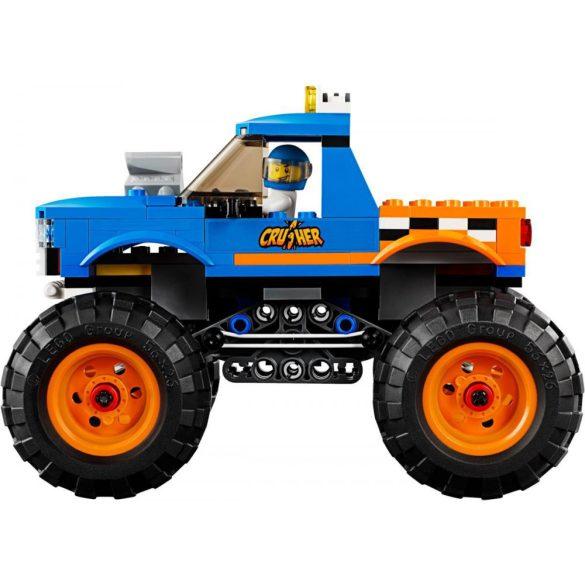 Lego city-Óriási teherautó Monter truck