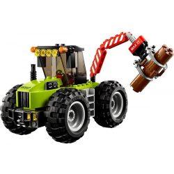 60181 - LEGO City Erdei Traktor