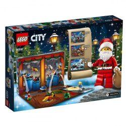 LEGO City Adventi Naptár 2018