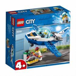 60206 - LEGO City Légi rendőrségi járőröző repülőgép