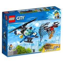 60207 - LEGO City Légi rendőrségi drónos üldözés