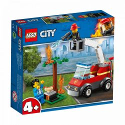 60212-LEGO City Kiégett grill