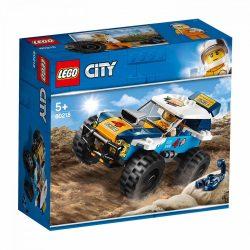 60218-LEGO City Sivatagi rali versenyautó