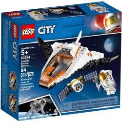 60224-LEGO City Műholdjavító küldetés