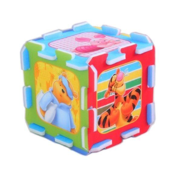 Micimackó szivacs puzzle-Trefl