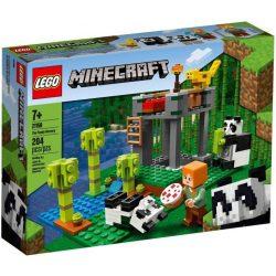 LEGO 21158 - Minecraft - A pandabölcsőde