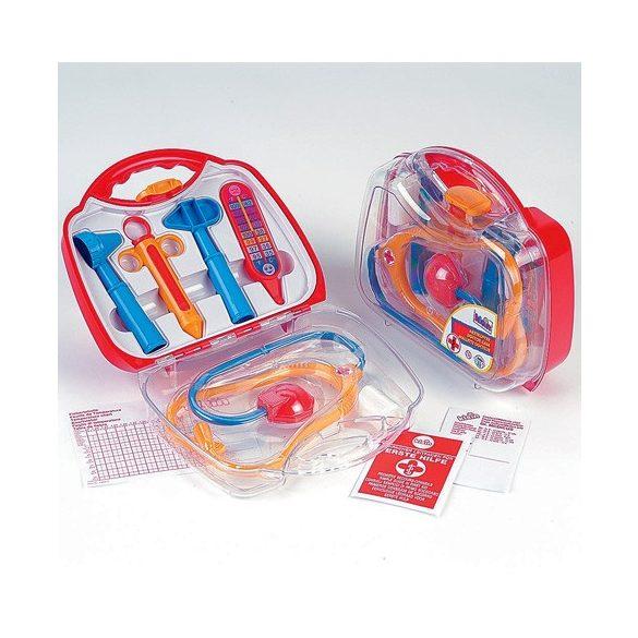 Doktor táska átlátszó 5 részes - Klein Toys