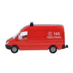 SIKU Mercedes-Benz tűzoltó kisbusz 1:87 - 0808