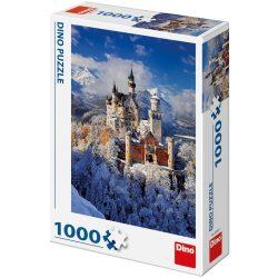 Puzzle 1000 pcs - Neuschweinstein vára