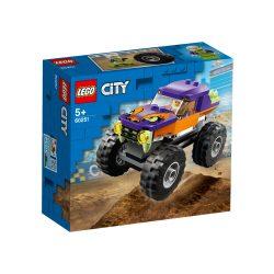 60251 LEGO City Great Vehicles  Óriás-teherautó