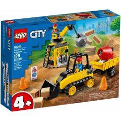 LEGO® City s Építőipari buldózer 60252  - Great Vehicles