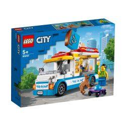 60253 LEGO City Great Vehicles  Fagylaltos kocsi