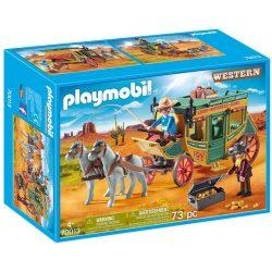 PLAYMOBIL70013 - Vadnyugati lovaskocsi