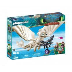 Playmobil - Fényfúria baba sárkánnyal