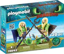 Playmobil Böf és Töf - Dragons
