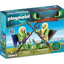 Playmobil Böf és Töf - Dragons   Így neveld a sárkányod