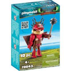 Playmobil Takonypóc páncélban - Dragons  Így neveld a sárkányod