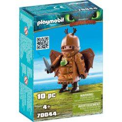 Playmobil Halvér páncélban - Dragons -Így neveld a sárkányod