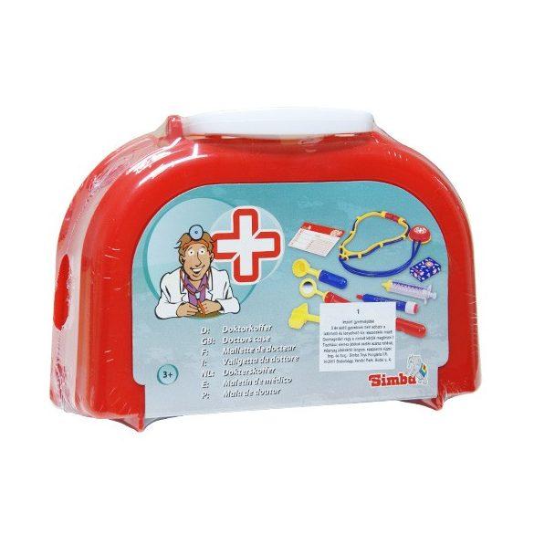 Doktor táska 10 részes - Simba Toys