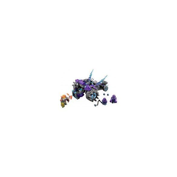 70350 - LEGO NEXO KNIGHTS™ - A három testvér