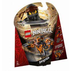 LEGO Ninjago- Spinjitzu Cole